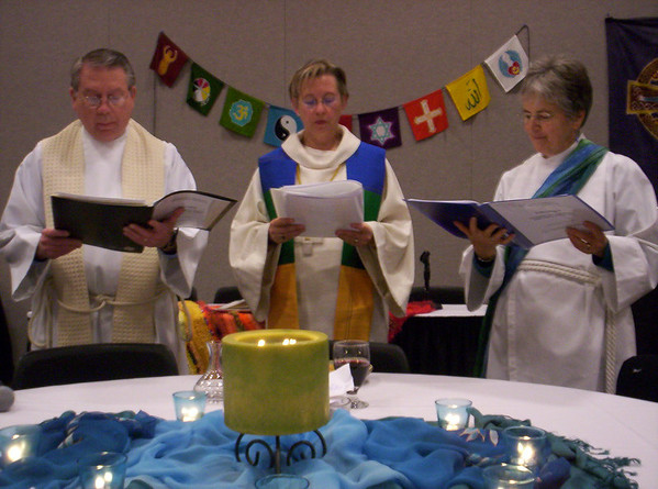 """Bridging the Gap: Gender Equality, Sex and Ordination,"" Nov. 3, 2006"