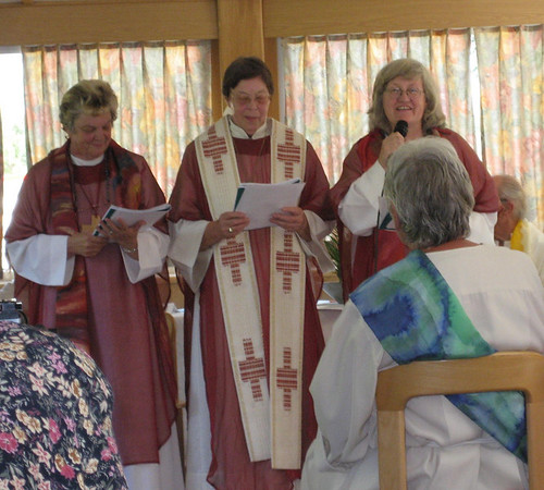 Switzerland RCWP Ordinations, June 2006