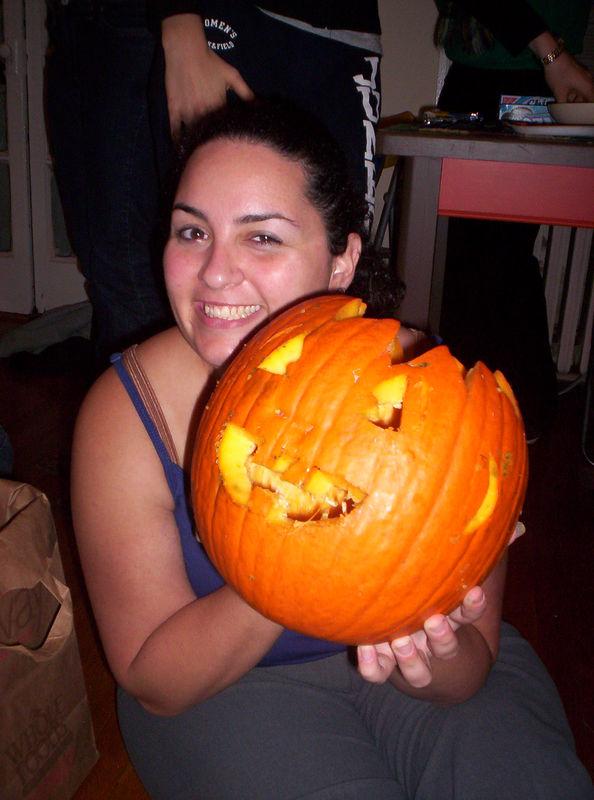 Oct. 2005 - DC YFN Pumpkin Carving